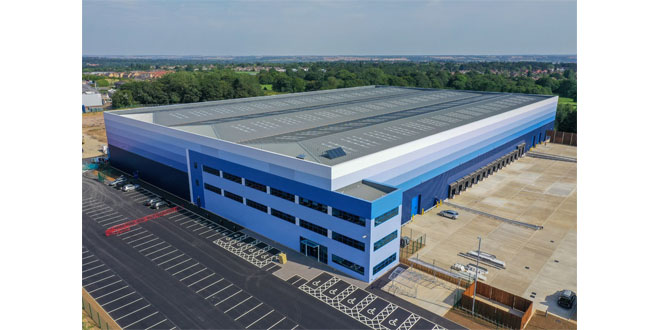 Whistl Fulfilment announce 455k sqft warehouse capacity expansion in Rushden and Northampton