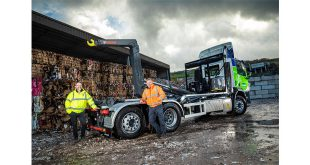 Yorkshire Recycling Firm Scores a Hattrick of Hiab Hooklifts