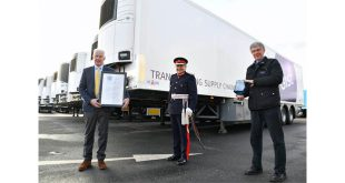 Gray & Adams receives prestigious Queen's Award for Enterprise from Lord-Lieutenant of Aberdeenshir