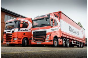 KNOWLES TRANSPORT A PERFECT SWEETENER FOR