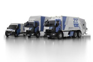 RENAULT TRUCKS BROADENS ITS ALL-ELECTRIC RANGE