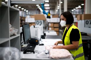 XPO Logistics Increases Productivity and Safety in E-Commerce Warehouses